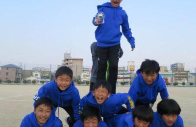 """<span class=""""title"""">LA那珂川SSC 卒団記念大会</span>"""
