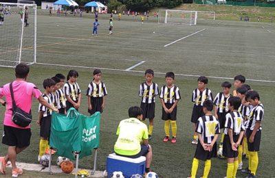 """<span class=""""title"""">goleadorカップ U-12 in GA</span>"""